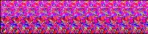 The Generator Blog 3D Stereogram Generator
