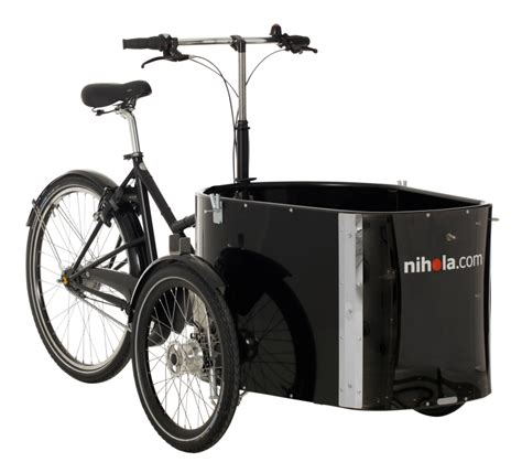 garage door low family a safe and light cargo bike for families