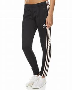 Adidas Originals Womens Stripe Track Pant Multi Surfstitch