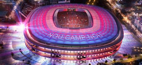 Exclusive: More than a Nou stadium for Barça ...