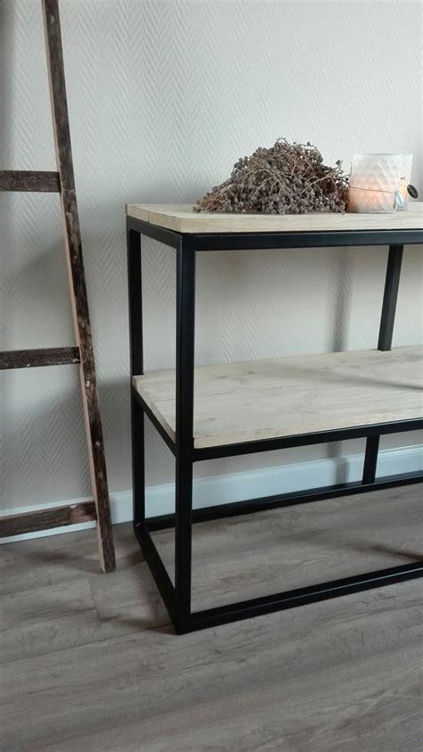 karwei driebergen sidetable staal bestellen www stalen frame nl