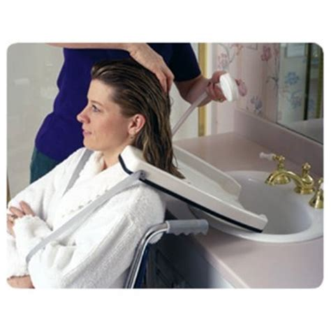 ez shampoo hair washing tray