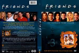 Friends DVD Season 3