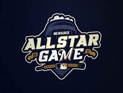 Star Logos Baseball Mlb Brand League Designs