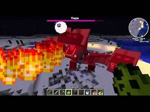 Minecraft Wither Boss Vs Hydra And Naga Animala