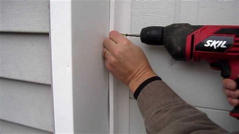 garage door frame weather seal does your garage door need weatherstripping accent