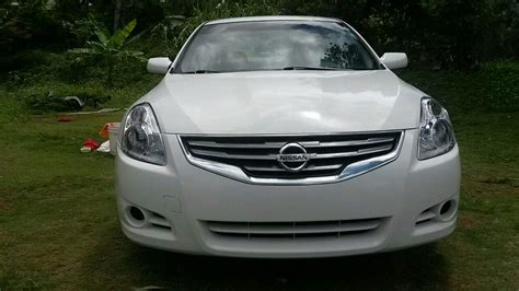 car nissan altima white nissan altima sedan for for sale in st james