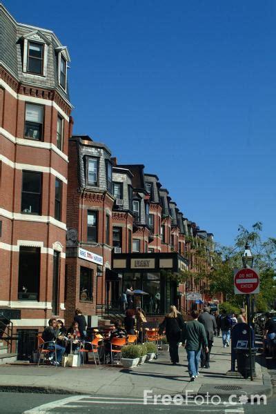newbury street boston massachusetts pictures