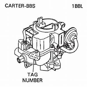 Carburetor Identification