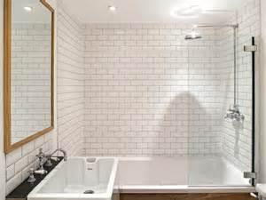 subway tile ideas bathroom white subway tile bathroom designs home design ideas