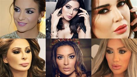 Best Lebanese 14 Of The Best Lebanese Makeup Artists
