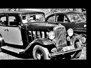 Voitures françaises années 30 40 YouTube