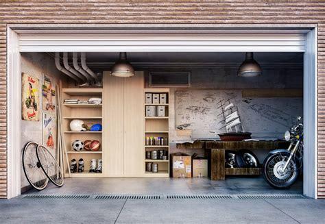 box auto fai da te come organizzare e arredare il garage
