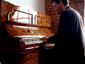 Irving Berlin - Blue Skies - Played on a Steinway Upright ...