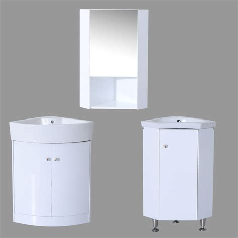 bathroom vanity unit high gloss ceramic  door basin