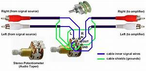Afbeeldingsresultaat Voor Audio Volume Control Line In Pot
