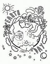 Coloring Earth Printable Celebration Quiver Recycling Drawing Earthquake Crayola Colour Printables Birijus Sheets Colouring Recycle Middle Environment Planet Environmental Contest sketch template