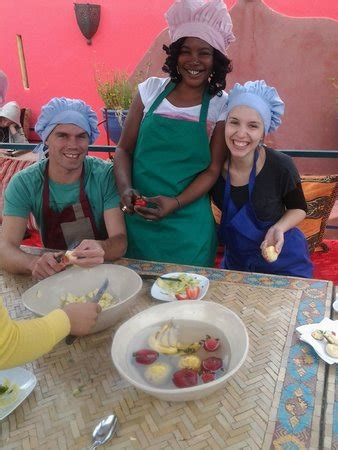 mad鑽e cuisine cooking souq cuisine marrakech marokko anmeldelser