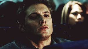 Scared Dean Winchester GIF - Find & Share on GIPHY