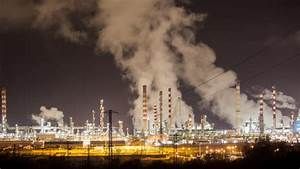 Air Pollution Smoke Steel Pipe Plant Stock Footage Video ...