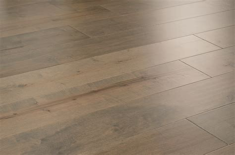 Prefinished Engineered Oak Mangrove Wood Floor