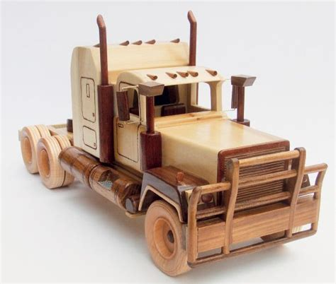 australian big rig toy making projects