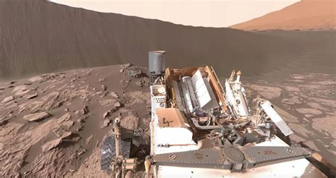 Mars: NASA Release New 360-Degree Image of Red Planet's ...