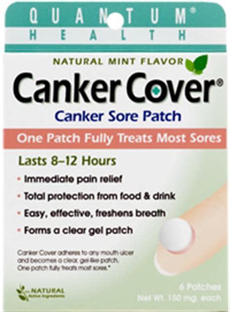 Canker Sore Cover by How To Conceal A Mouth Sore