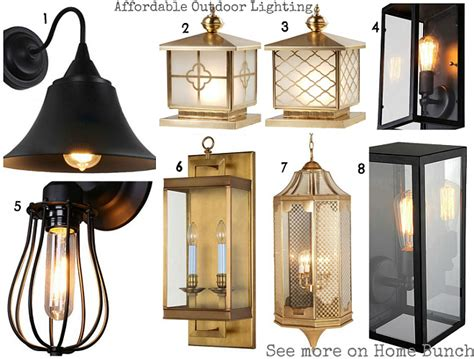 improve your home with affordable designer lighting home