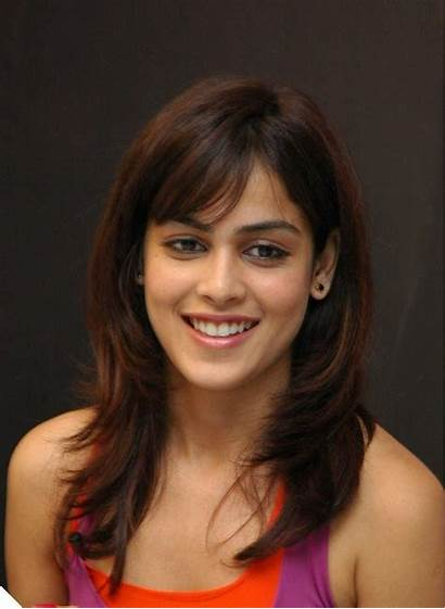 Genelia Souza Hair Indian Hairstyles Haircuts Face