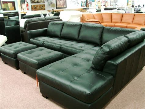 black friday sale natuzzi editions b633 leather sectional