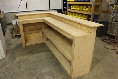 Bar Plans by Diy Bar Using Strong Tie Products Basement In