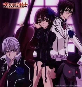 Vampire Knight - Yuki + Kaname images Kaname/Yuki/Zero ...