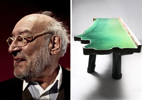 gaetano pesce launches  limited edition  tables