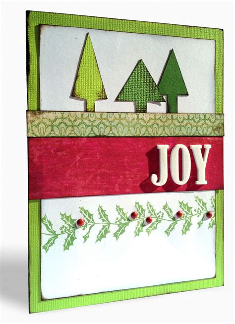 homemade christmas cards designs youll love