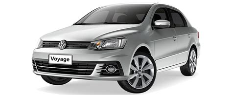 volkswagen voyage  precios  versiones en