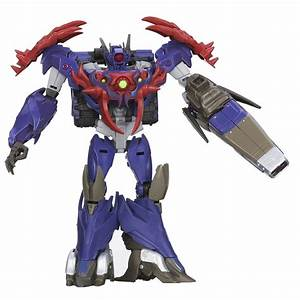 Transformers Prime Beast Hunters Voyager Class Shockwave ...