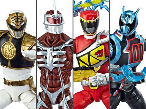 rangers power lightning wave figures toys hasbro toy voltron discussion thread paladins sven include better want classic modern action