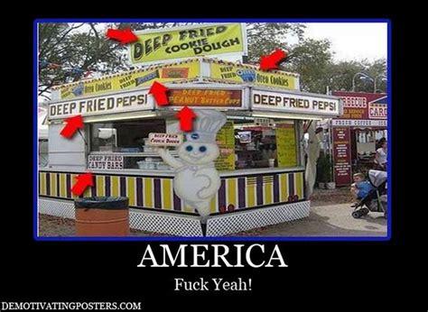 America Fuck Yeah Meme - funny fast food compilation
