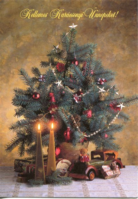 christmas postcards karacsonyi kepeslapok floorcookies