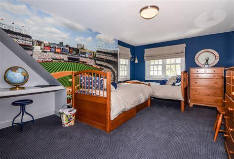 boys baseball bedroom