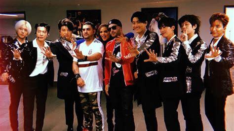 Ver Showcase De Super Junior Y Reik En Macao