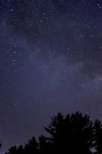 Galaxy Night Sky Background Free