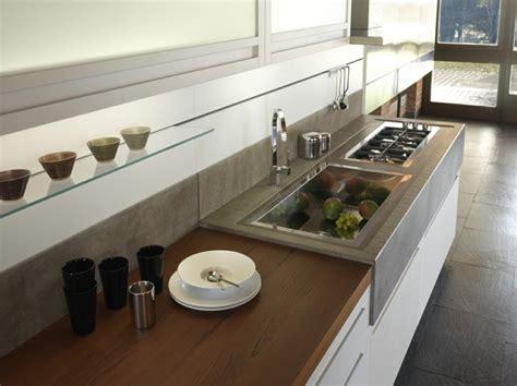 plan de travail pour cuisine blanche plan de travail cuisine bois massif plan de travail