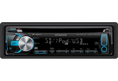 iphone car radio ipod iphone car stereo kdc 4757sd features kenwood uk