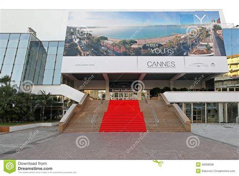 tappeto rosso cannes fotografia stock editoriale immagine di riviera 40058338