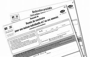 Declaration Achevement Travaux : formulaires administratifs cerfa d 39 urbanisme t l charger ~ Melissatoandfro.com Idées de Décoration