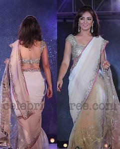 Saree Blouse Back Designs By Manish Malhotra   www ...