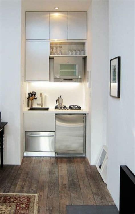 cuisine design petit espace les 25 meilleures idées concernant petites cuisines sur