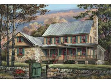 edgewood traditional country farmhouse plan